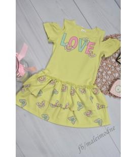 Sukienka MOTYLE 98 - 146