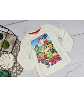 T-shirt (długi rękaw) Psi Patrol 116cm