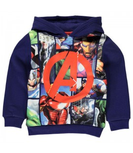 Bluza z kapturem  Avengers 122 - 158cm