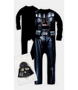 Strój Star Wars - Lord Vader + maska 104 - 122cm