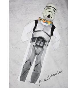Strój Star Wars - Szturmowiec + maska - 104/122cm