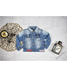 Katanka jeansowa  80 - 110cm