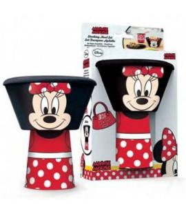 Komplet naczyń plastikowych dla dziewczynki Myszka Minnie