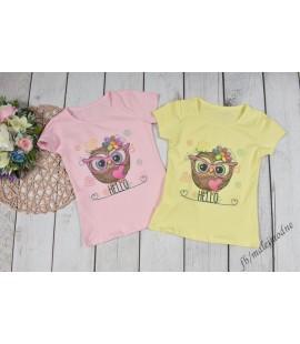 T-shirt SOWA 98 - 164cm
