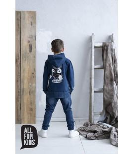 Bluza CRAZY MAN  104 - 158cm