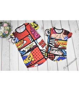 T-shirt Mama - KOMIKS kolor od S do XL