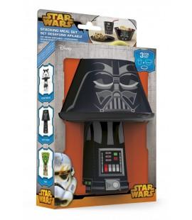 Komplet naczyń plastikowych Gwiezdne Wojny Lord Vader - Star Wars Darth Vader
