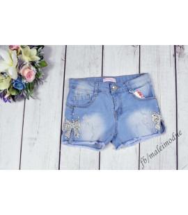 Szorty jeans KOKARDKA 98 - 164cm