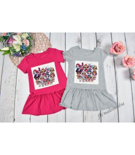 Sukienka MIX LOL   98 - 164cm