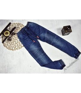 Joggery jeans PRZESZYCIA 122-176cm