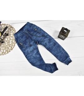Joggery jeans PRZESZYCIA  98 - 146cm