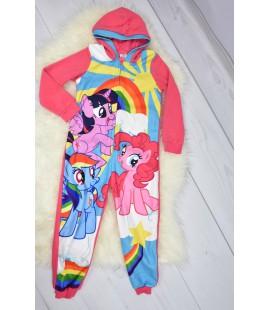 Piżama / kombinezon / dres / pajac Kucyki Pony 110 - 140cm