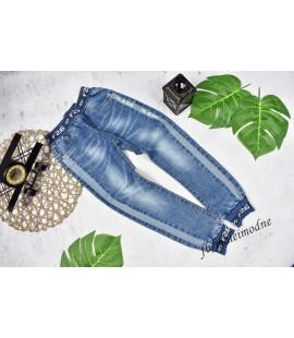 Joggery jeans  lampas F26 122- 176cm