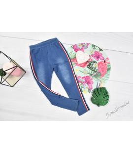 Legginsy jeans LAMPASY 98 - 152cm