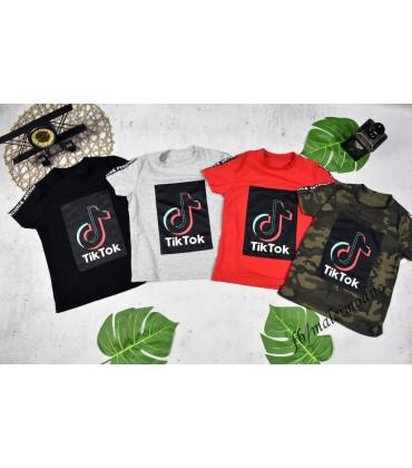 T-shirt TIK TOK 110- 176cm