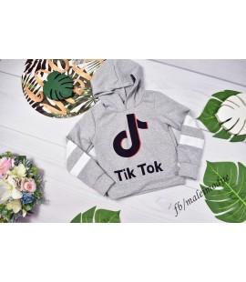 Bluza TIK TOK  98-116cm