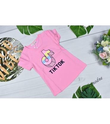 T-shirt TIK TOK 116 - 146 cm