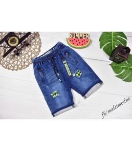 Szorty jeans KRATKA 122 - 176cm