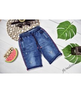 Szorty jeans PRZETARCIA 98 - 152cm