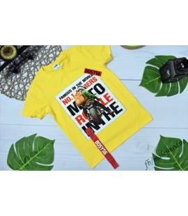 T-shirt MOTO  122 - 176cm