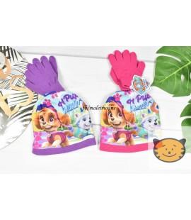 Czapka+rękawiczki Psi Patrol