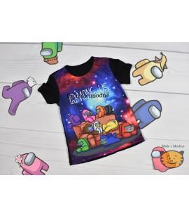 T-shirt AMONG US 110 - 176cm