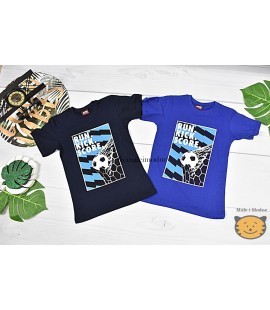 T-shirt PIŁKA  104-128cm